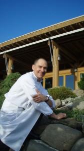 Chef Mathieu Paré